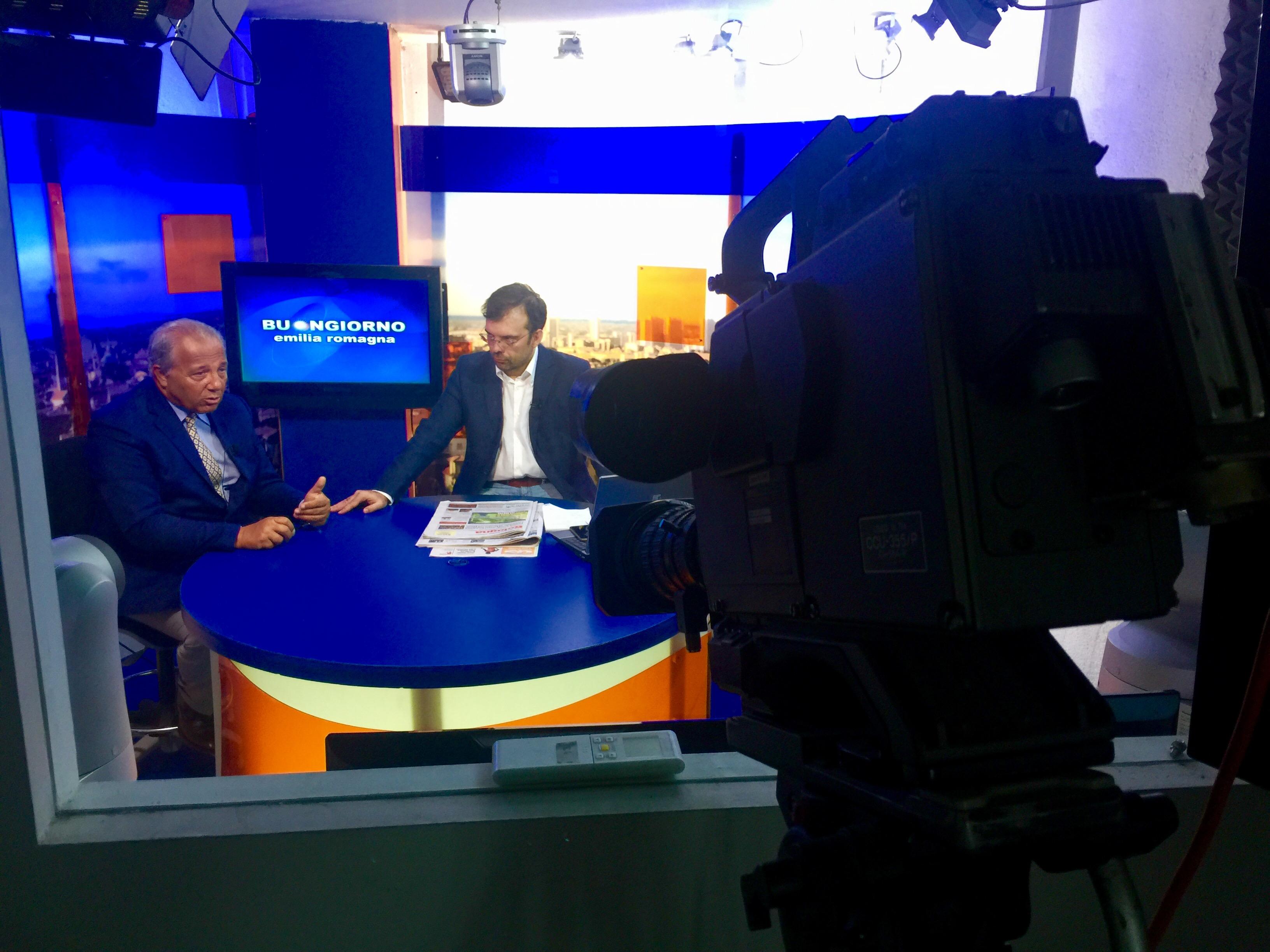 Il Presidente Martelli parla di Massoneria su Rete7