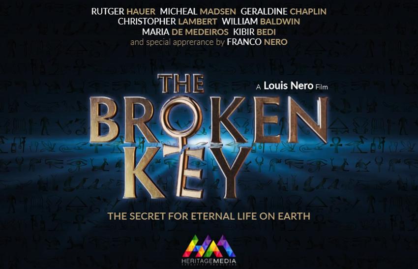 """Incontro con il regista di """"The Broken Key"""", un film a tema esoterico"""