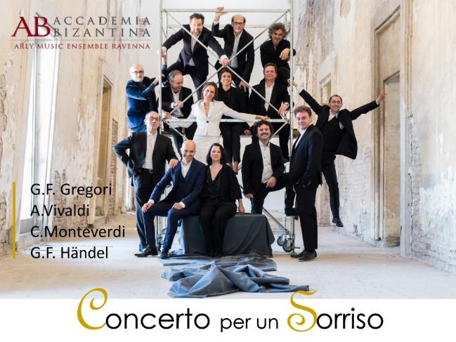 """10/12/2018 Teatro Comunale di Bologna, ore 20 e 30: il """"nostro"""" Concerto per un sorriso"""
