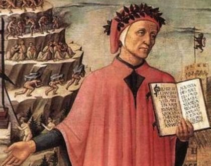 """17/04/2019 Riflessioni sul X Canto dell'Inferno con l'associazione """"Europa"""" a Riccione"""